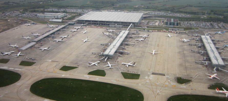 Perimeter of an airport